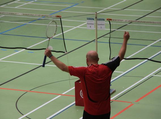 Abteilung Badminton mit neuer Vorstandschaft