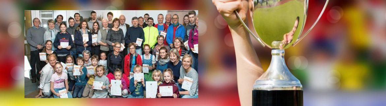TuS Prien verleiht 79 Sportabzeichen
