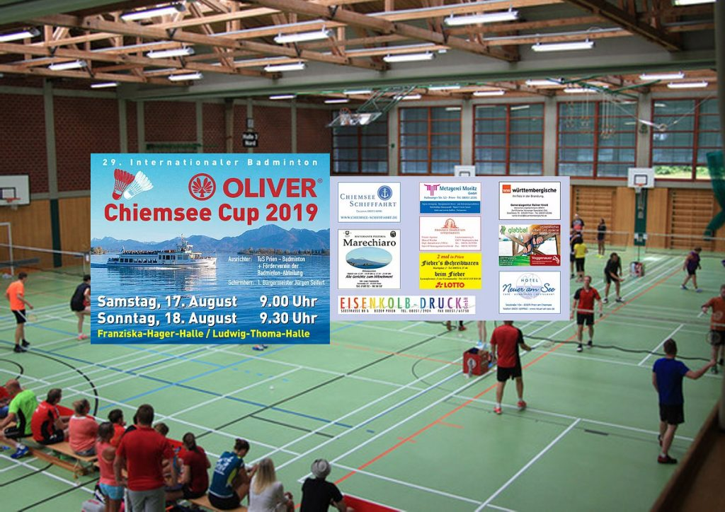Chiemsee Cup 2019