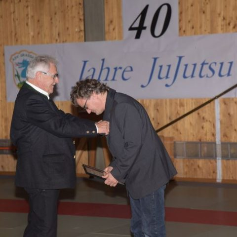 Ju-Jutsu-Gala 40 Jahre