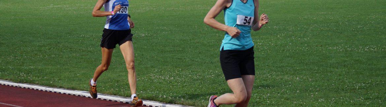 Mittelstreckenerfolg für Nicole Fischer