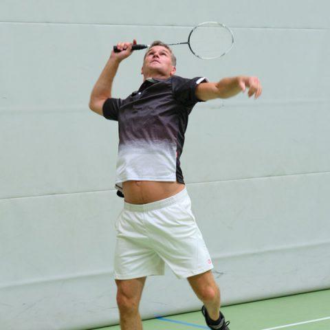 Badminton Aktiventraining